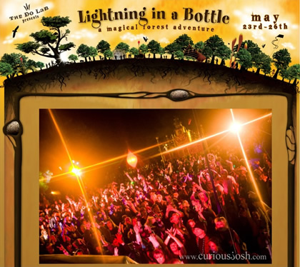 Lightning in a Bottle 2008 photo by Curious Josh