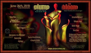 L.A. Underground Party - Plump - Bloom - June 2010